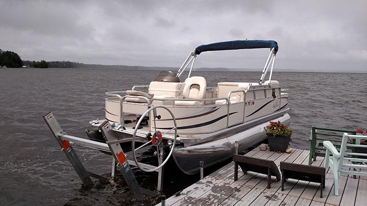 Lifts And Docks Craftlander Boat Lift Pricing