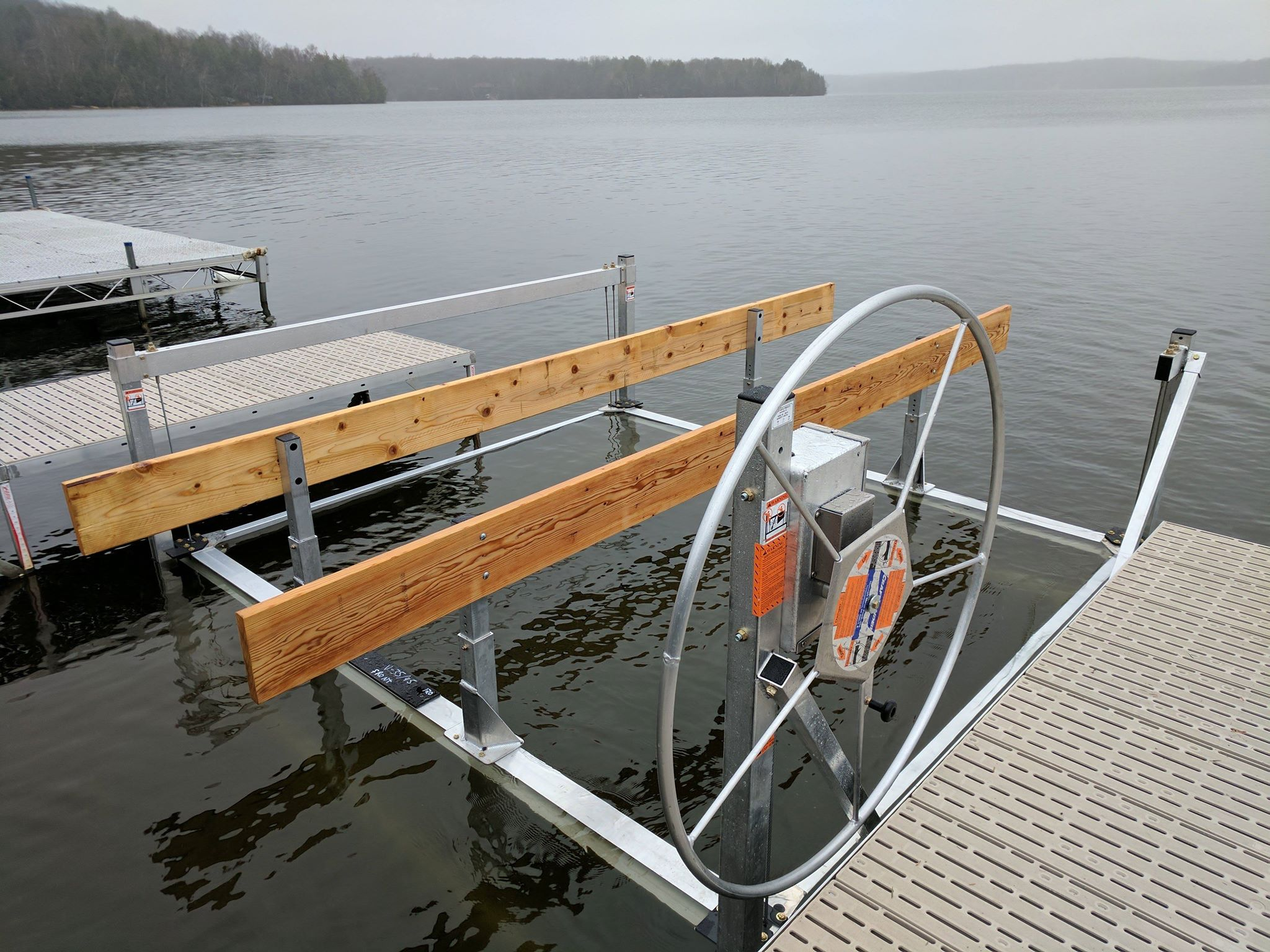 Lifts and Docks - Craftlander Boat Lift Pricing