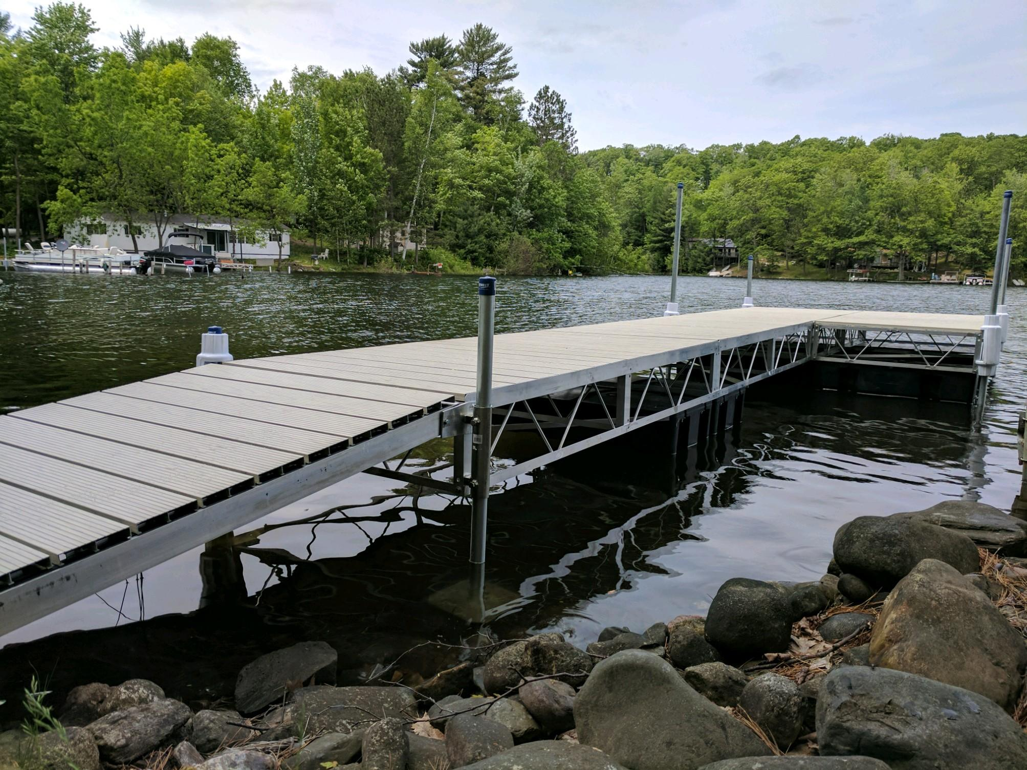 Lifts and Docks - Patriot FAQ